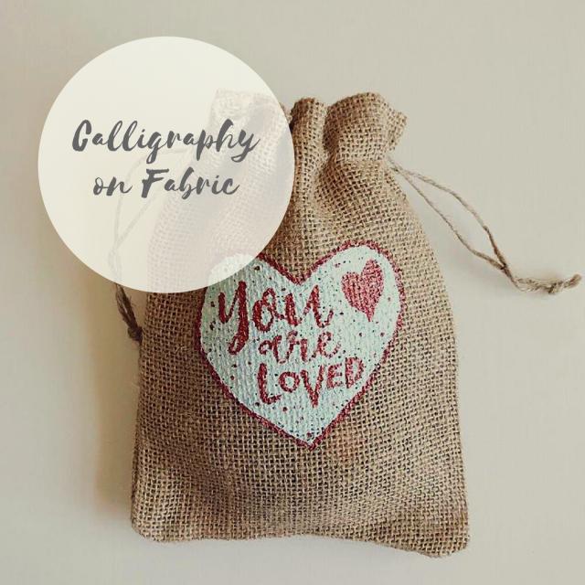 CalligraphyOnFabric1
